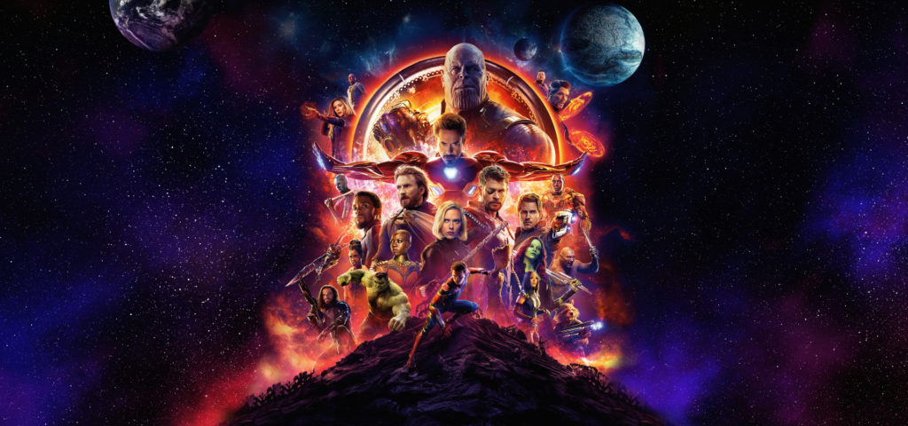 Avengers Infinity War 2018 Reel To Real Reviews
